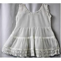 Sous robe bébé Vintage